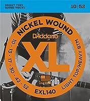 D'Addario EXL140 エレキギター弦×5SET