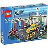 レゴ (LEGO) シティ ガソリンスタンド 7993