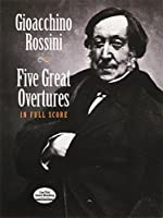 Five Great Overtures in Full Score (Dover Music Scores)