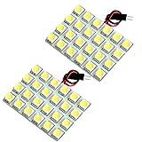 【断トツ144発!!】 JG1/2 N-ONE(エヌワン) LED ルームランプ 2点セット [H24.11~] ホンダ 基板タイプ 圧倒的な発光数 3chip SMD LED 仕様 室内灯 カー用品 HJO