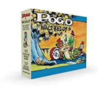 Pogo: The Complete Syndicated Comic Strips (Walt Kelly's Pogo)