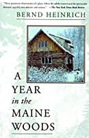 A Year In The Maine Woods【洋書】 [並行輸入品]