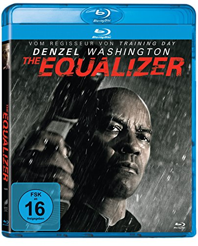 The Equalizer-2 Disc [Blu-ray] [Import allemand]