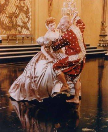 ブロマイド写真★『王様と私』ユル・ブリンナー&デボラ・カー/ダンス