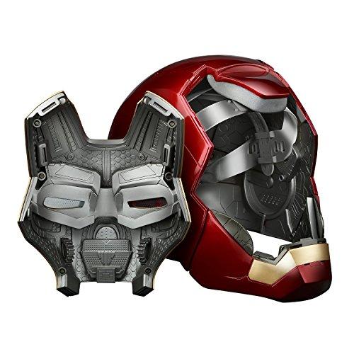 『ハズブロレプリカ マーベル・レジェンド / アイアンマン エレクトロニック ヘルメット』の3枚目の画像
