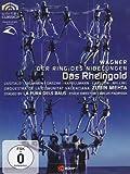 Wagner: Das Rheingold (Das Rheingold - Staged By La Fura Dels Baus) [DVD] [2007] [2009] by Matti Salminen