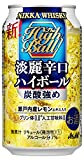 「ニッカ淡麗辛口ハイボール缶 [ ウイスキー 日本 350ml×24本 ]」のサムネイル画像
