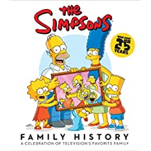 The Simpsons Family History: A Celebration of Television's Favorite Family