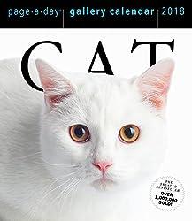 Cat Gallery 2018 Calendar