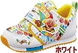 【アンパンマン】 APM C137 子供靴 スニーカー キッズ 男の子 女の子 (15.0cm, ホワイト)