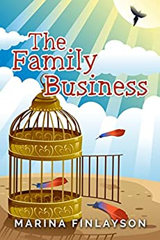 The Family Business by [Finlayson, Marina]