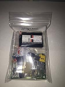 (組み立てキット)「こどもパソコンIchigoJam」 BASICでプログラミングができる小型パソコン