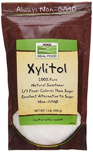 キシリトール 100%ピュア(砂糖代替甘味料) 454g[海外直送品]
