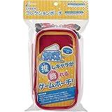 CYBER ・ コレクションポーチ ( PS Vita / New 3DS LL 用) レッド