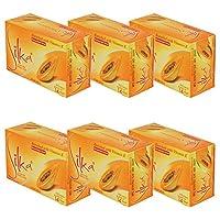 シルカ パパイヤソープ Silka Papaya Soap 90g ×6個 [並行輸入品]