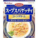 ハウス パスタココ スープスパゲッティ コーンクリーム 190g×5個