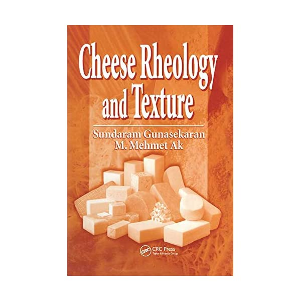 Cheese Rheology and Textureの商品画像