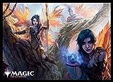 マジック:ザ・ギャザリング プレイヤーズカードスリーブ 『エルドレインの王権』 《願いのフェイ》 (MTGS-123)