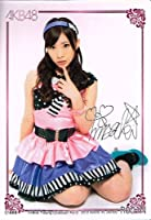 【トレーディングカード】《AKB48 トレーディングコレクション Part2》 岩佐美咲 ノーマルキラカード サイン入り akb482-r001 トレカ