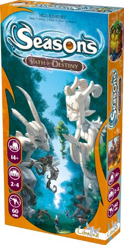十二季節の魔法使い:運命の行方 (Seasons: Path of Destiny)