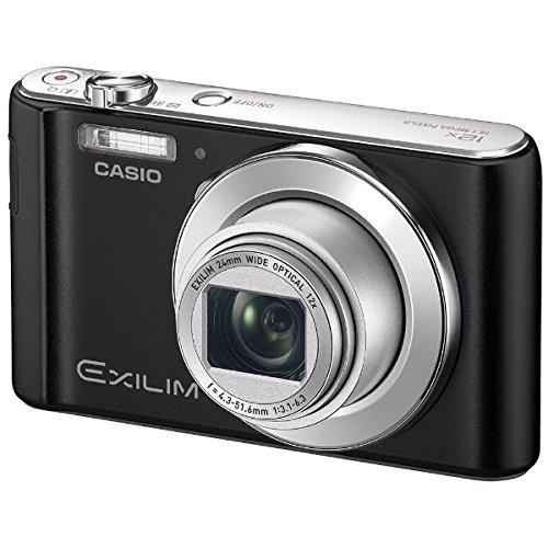 デジタルカメラ「EXILIM ZS260」(ブラック) EX-ZS260-BK CASIO(カシオ) カシオ EX-ZS260BK