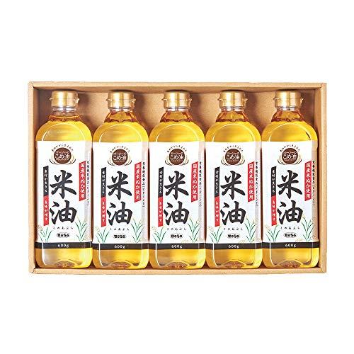ボーソー油脂 ボーソー米油ギフトセット BH-5