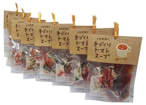 高知県野菜の手づくりトマトスープ  33g×8個入り