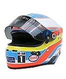 【 McLaren Honda 】 1/2 マクラーレンホンダ F1 Team オフィシャル レプリカヘルメット フェルナンド・アロンソ 2016年モデル