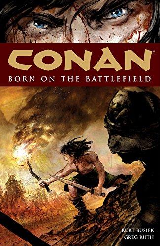 Download Conan Volume 0: Born on the Battlefield 1593079818