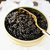 Best Caviars - イタリア産 キャビア 「CIVIAR REGINA」50g缶 シベリアチョウザメ 本物のキャビアです。フレッシュ凍結 Review