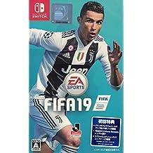 Switch FIFA 19 STANDARD EDITION (【予約特典】デジタルコンテンツダウンロードコード(ジャンボプレミアムゴールドパックを最大5個(1×5週間)+ Cristiano Ronaldoの7試合FUTレンタルアイテム+FIFAサウンドトラックアーティストがデザインした、スペシャルエディションのFUTユニフォーム) 付