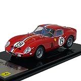 京商オリジナル 1/43 フェラーリ250GTO 1962 LM No.19