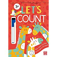 Pat-a-Cake Playtime: Let's Count!: Wipe-clean book with pen