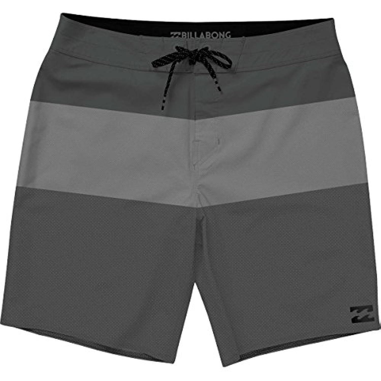 ビラボン スイムウェア スイムウェア Tribong Airlite Board Short - Men's Grey [並行輸入品]