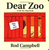 Dear Zoo: A Lift The Flap Book 画像