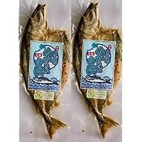 へしこ(鯖のへしこ) 2本 越廼漁業組合のぬかちゃんグループが作る伝統のへしこ です。へしこ さば 鯖へしこ ギフト!へしこ ギフト