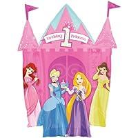 Disney Princess 1st Birthday Jumbo Foil Balloon ディズニープリンセスの第1誕生日ジャンボホイルバルーン?ハロウィン?クリスマス?