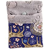 Loghot Cotton Small Pet Hanging Bed Sleep Pouch Comfortable Warm Pet Sleep Bag for Small Animals (Large)