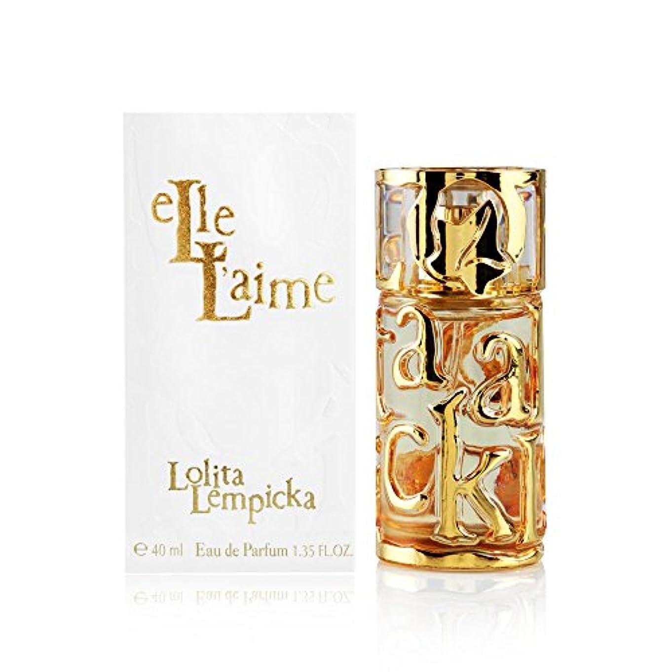 ハイブリッド眼大統領Lolita Lempicka - ロリータレンピカエルエムLオードパフューム40mlのVAPO、 - 【並行輸入品】