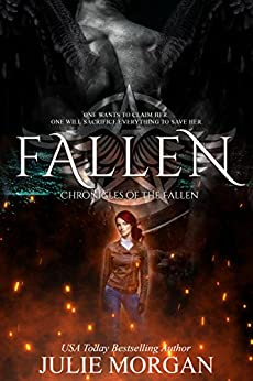 Fallen (Chronicles Of The Fallen Book 1) by [Morgan, Julie]