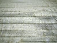 久留米ちぢみ織生地 カラー:モスグリーン