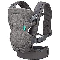 [Infantino][おくるみ Flip 4-in-1 Convertible Carrier](並行輸入品) (gray)