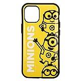 グルマンディーズ 『怪盗グルー/ミニオンズ』シリーズ IIIIfit iPhone12 mini(5.4インチ)対応ケース ラインアート MINI-220B