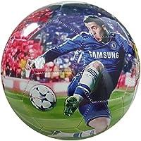 IsportギフトHazardチェルシー子供サッカーボール?サイズ5 for Kids & Adult ?プレミアムギフトユースサッカーボール?ユニークなデザイン耐久性?ソフト構造