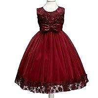 女の子>ピアノ発表会に!華やかでかわいい、子供用ドレス衣装の