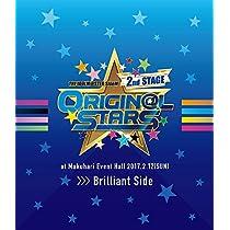 THE IDOLM@STER SideM 2nd STAGE ~ORIGIN@L STARS~ Live Blu-ray  (Brilliant Side)