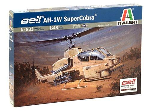 タミヤ イタレリ 1/48 飛行機シリーズ 833 ベル AH-1W スーパーコブラ 39833