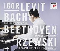 変奏曲の世界(バッハ、ベートーヴェン、ジェフスキ)