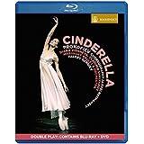 Prokofiev Cinderella [DVD + BluRay] by Alexei Ratmansky