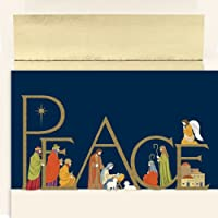 Hortense B Hewitt Holiday Greetings, Peaceful Night, Box of 16